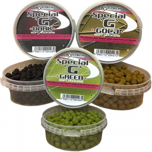 Bait-tech Soft Hookers Special G