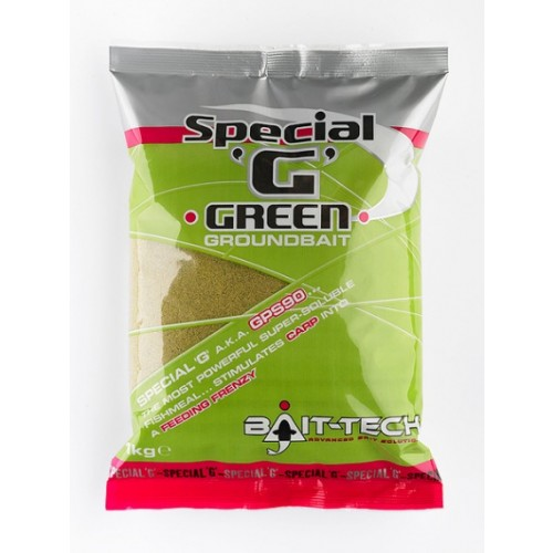 Bait-Tech Special 'G' Groundbait - Green