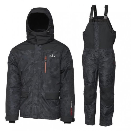 DAM Camovision Thermo Suit Black/Grey