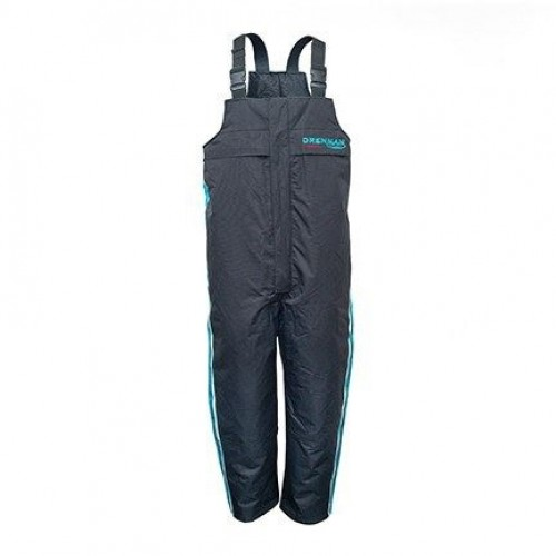 Drennan 25K Quilted Thermal Salopettes