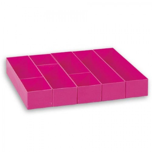 Rive 60mm. Organizer - Kits Godets Casier
