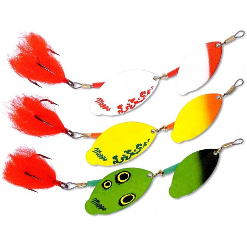 Mepps Tandem Pike Spinners