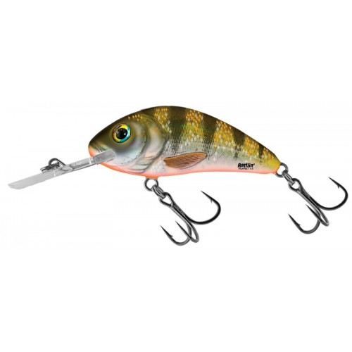 Salmo Rattlin Hornet Floating 5,5cm.