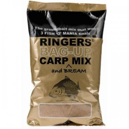 Ringers Baits Bag Up Carp Mix Groundbait