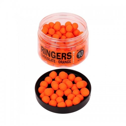 Ringers Baits Orange Wafters 10mm.