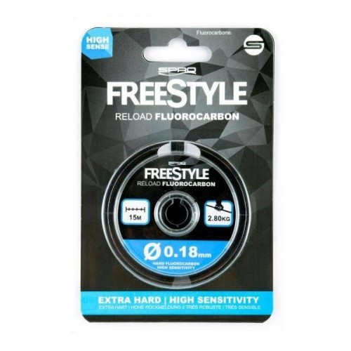 Spro Freestyle Reloaded Fluorocarbon