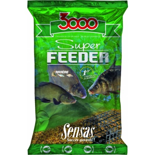 Sensas 3000 Super Feeder Riviere