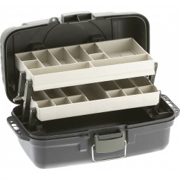 Cormoran Tackle Box 2-ladig