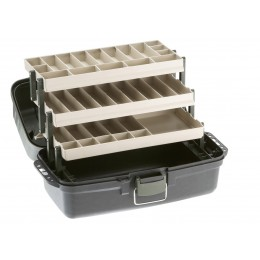 Cormoran Tackle Box 3-ladig - viskoffer