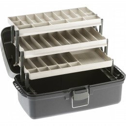 Cormorran Tackle Box 3-ladig XL - viskoffer