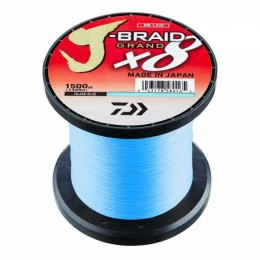 Daiwa J-Braid Grand X8 Blauw