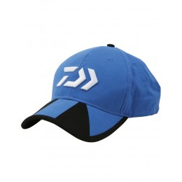 Daiwa Team Cap Blue/Black Twin Beam
