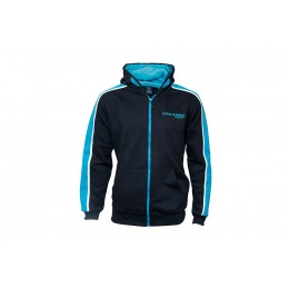 Drennan Full Zip Hoody Black