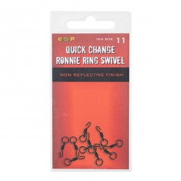 ESP Quick Change Ronnie Rig Ring Swivel