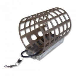 Nisa Plastic Cage Feeder Mini