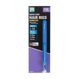 "Preston Mag Store System -  Hair Rigs Rapid Stop 4""-10cm."