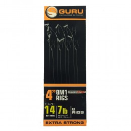 "Guru 4"" Speedstop QM1 Ready Rigs"