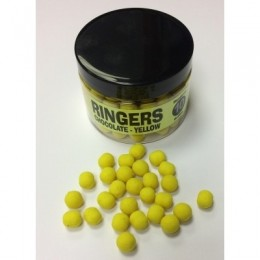 Ringers Baits Yellow Wafters 10mm.