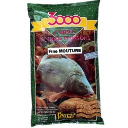 Sensas 3000 Carpes Gros Poissons Fine Mouture